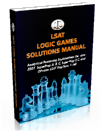 LSAT Logic Games Solutions Manual (pdf download)
